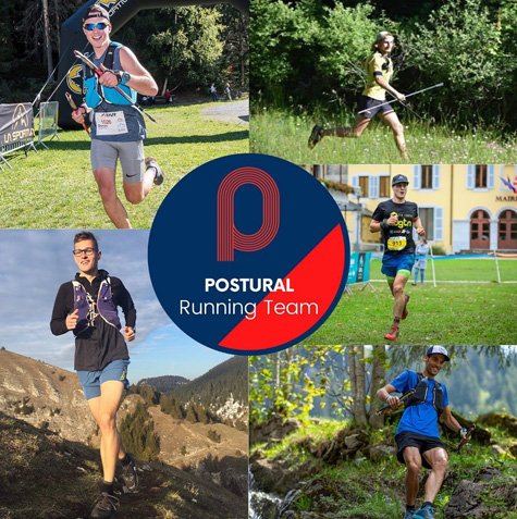 image running pôle sport