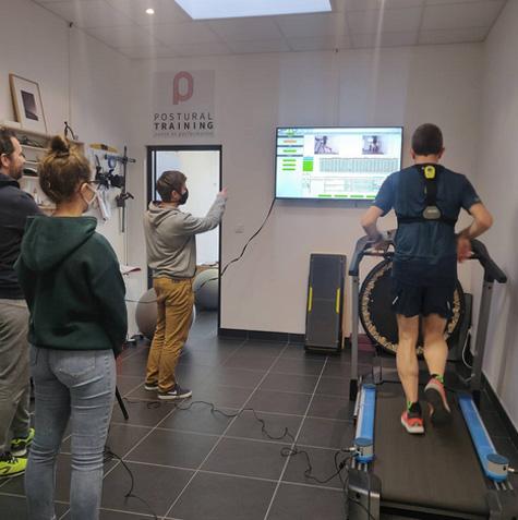 image training pôle sport